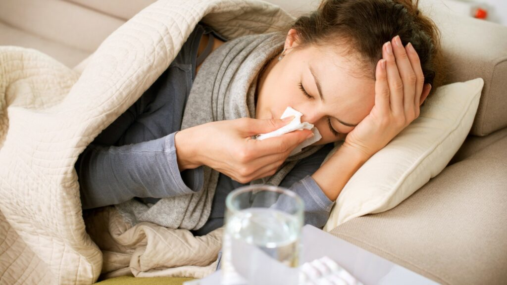Colds and Flu - Homeopathy treatment