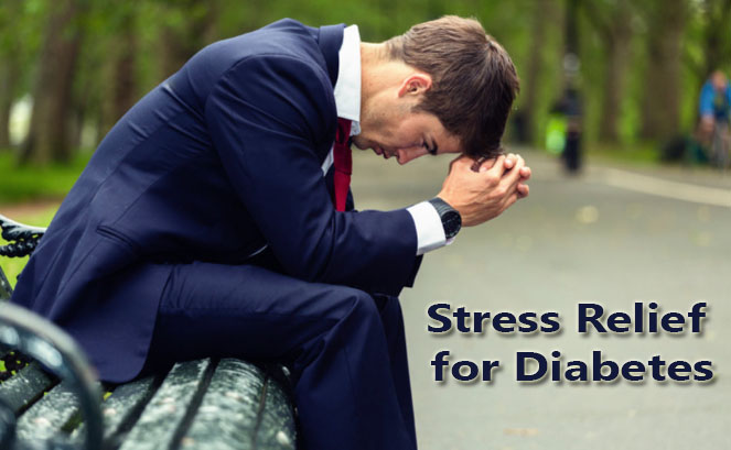 Stress Relief for Diabetes