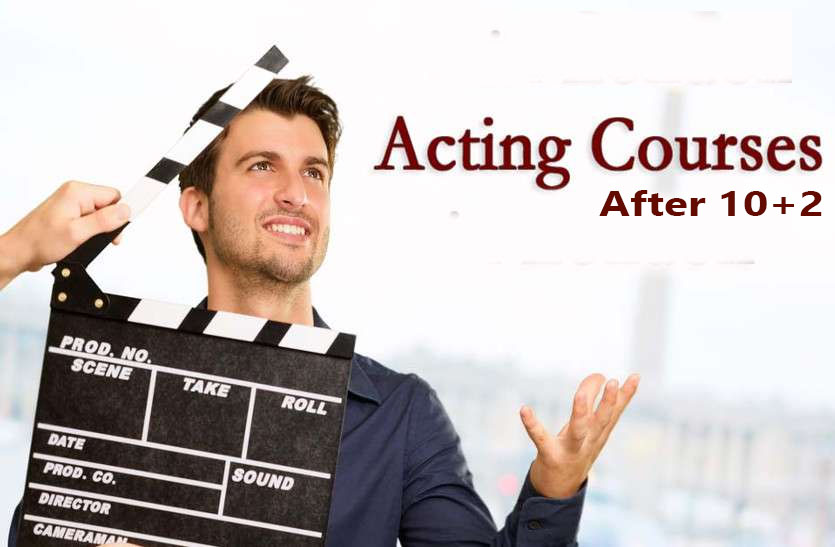 Acting Course After 10+2