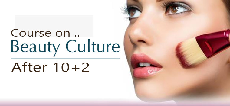 Course on Beauty Culture after 10+2