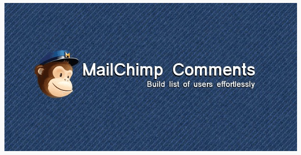 MailChimp Comments WordPress Plugin