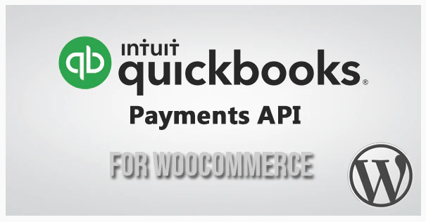 QuickBooks(Intuit) Payment Gateway for WooCommerce WordPress Plugin