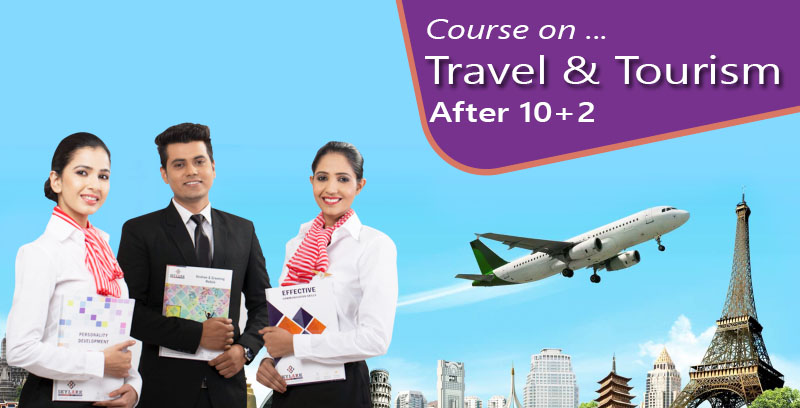 Travel and Tourism Course after 10+2