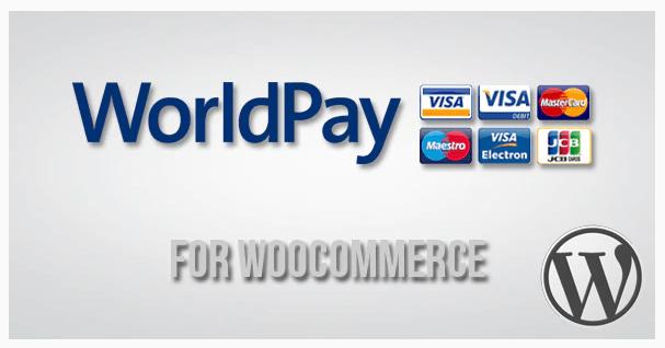 WorldPay Gateway for WooCommerce WordPress Plugin