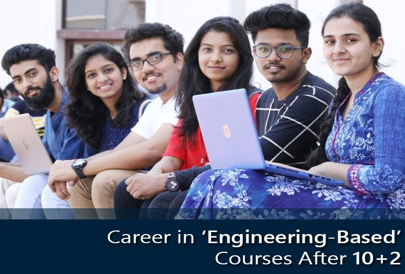 Career in 'Engineering-Based' Courses After 10+2