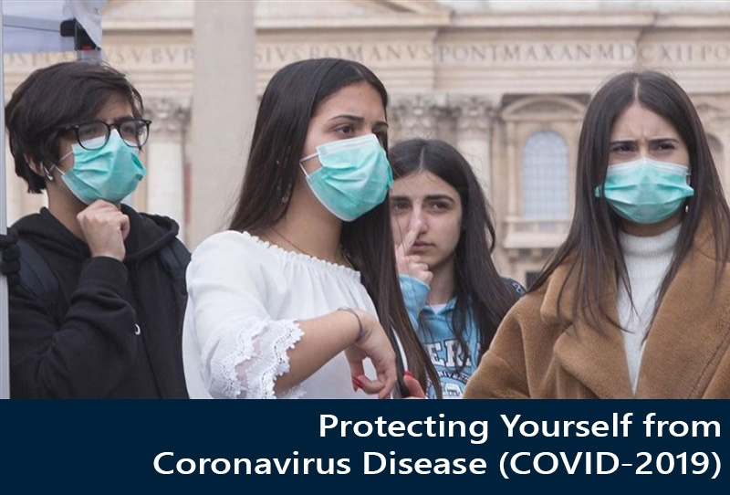 Protecting Yourself from the COVID-19