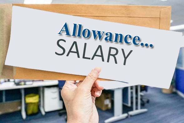 Allowance - Tax treatment for computing Salary income