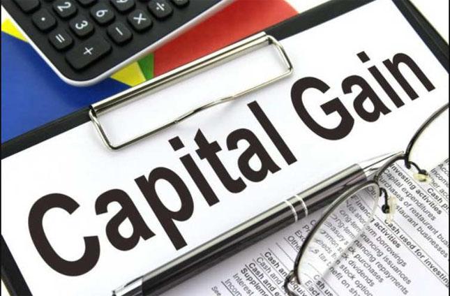 Income under the Head 'Capital Gain'