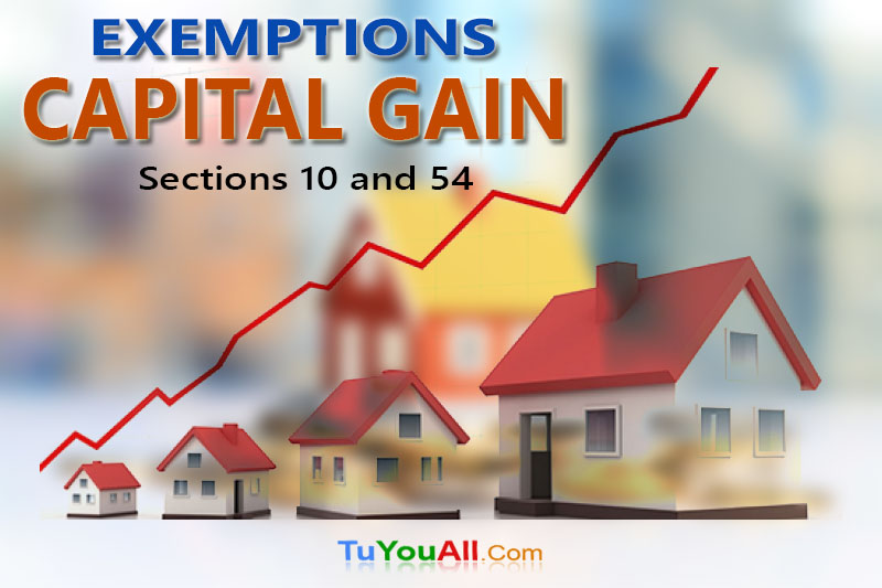 Exemption of Capital Gains
