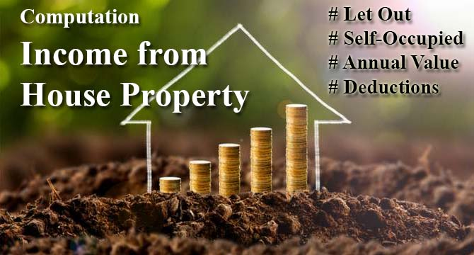Income from House Property (Section 22)