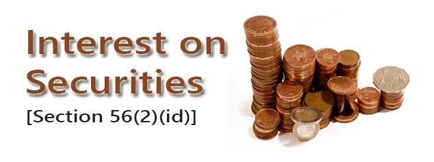 Interest on Securities
