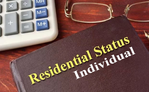 Residential Status of an Individual