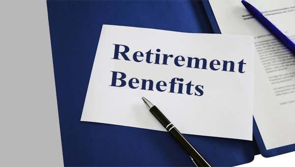 Retirement Benefits - Tax treatment