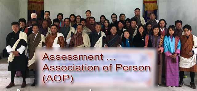 Assessment of AOP/BOI