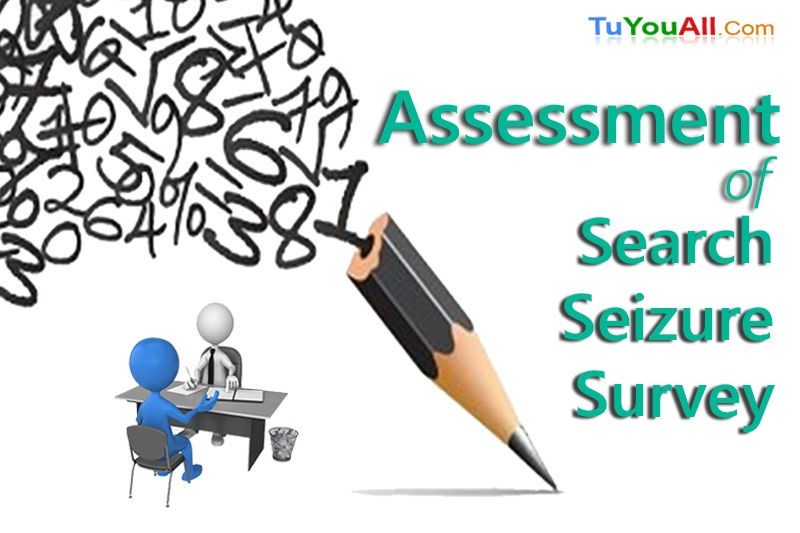 Assessment of Search, Seizure and Survey