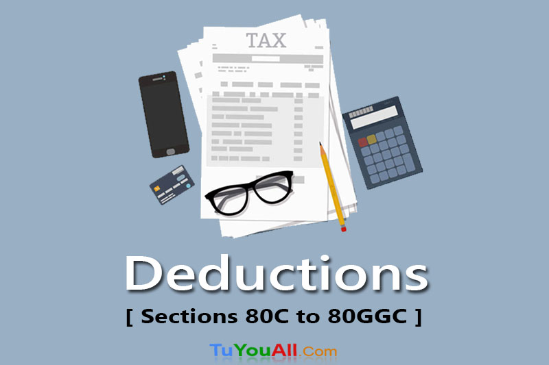 Deductions in respect of certain Payments