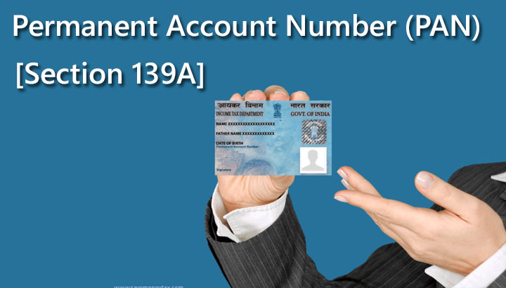 Permanent Account Number-PAN