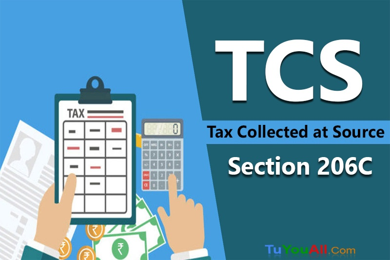 Tax Collected at Source-TCS